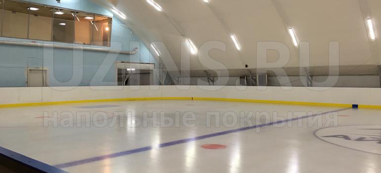Напольное покрытие для ледово-тренировочный центр «Айсберг»