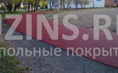 Напольное покрытие для стадиона, г. Никольск