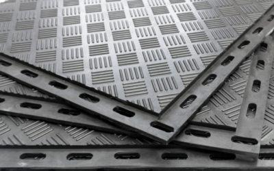 Резиновое напольное покрытие 16 мм