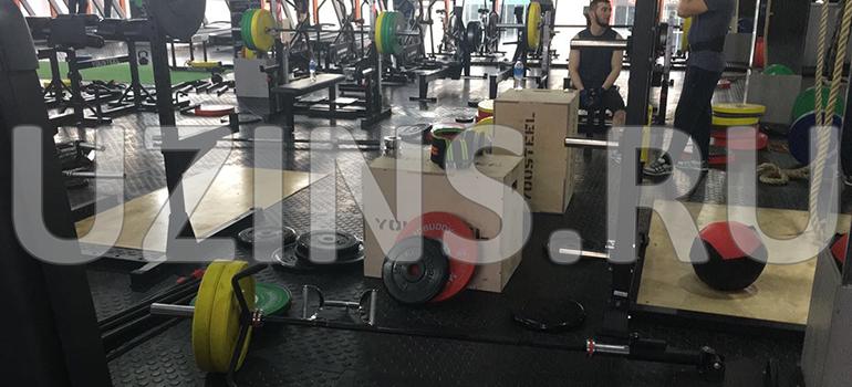 Многофункциональный фитнес-центр «Чаборз»