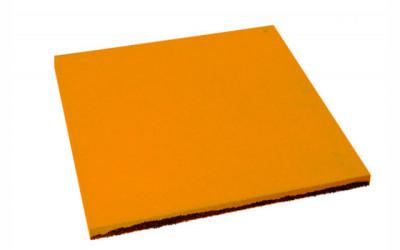 Резиновая плитка 500х500х40 мм